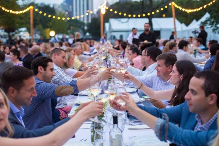 Austin food and wine