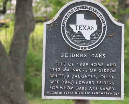 Seider Oaks Memorial