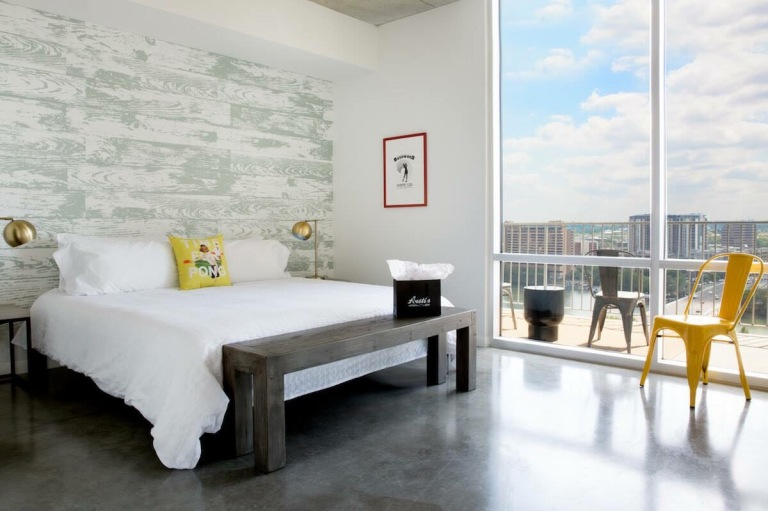 City Center Master Bedroom