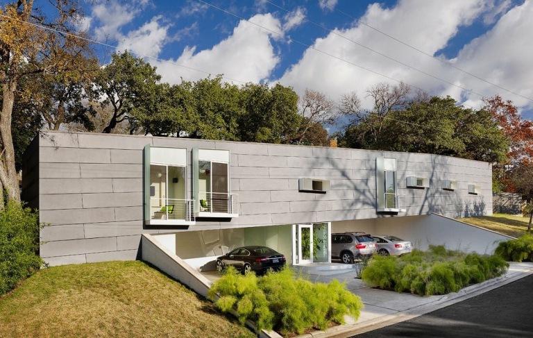 Kimber Modern Exterior