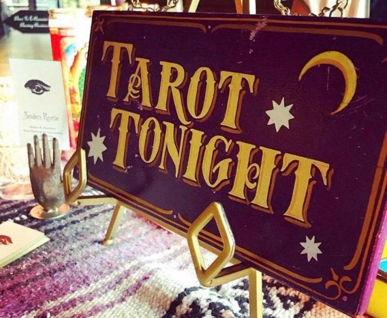 Tarot and Tequila Tuesday
