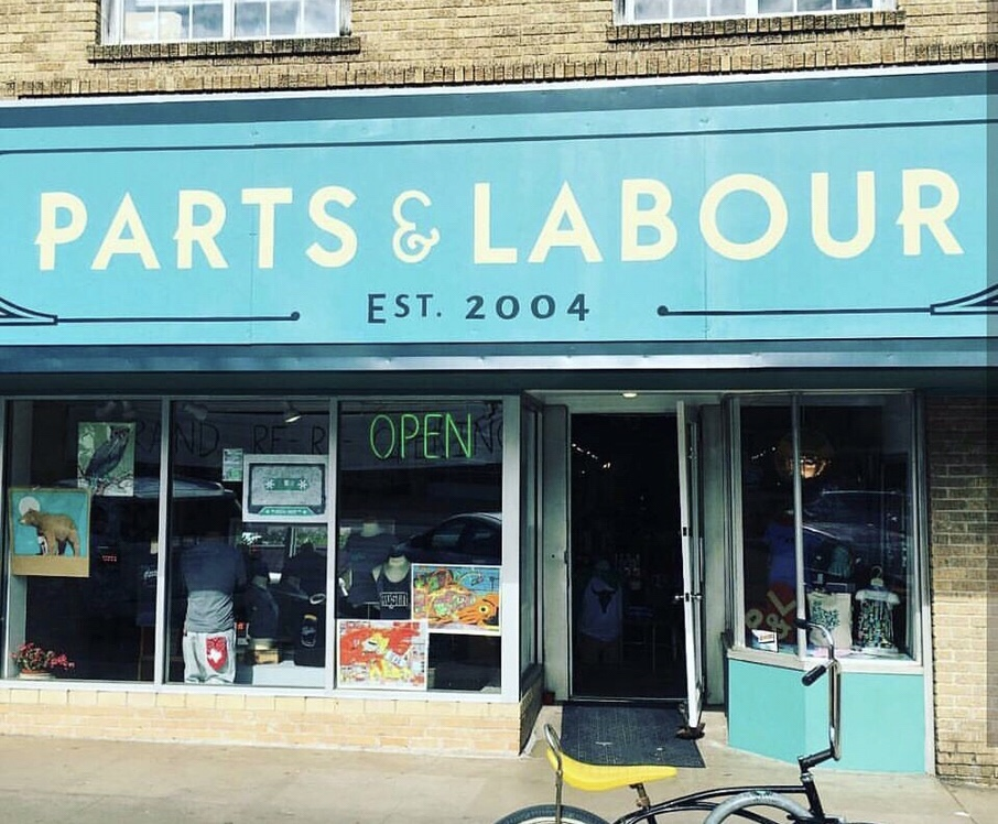 Parts and Labour