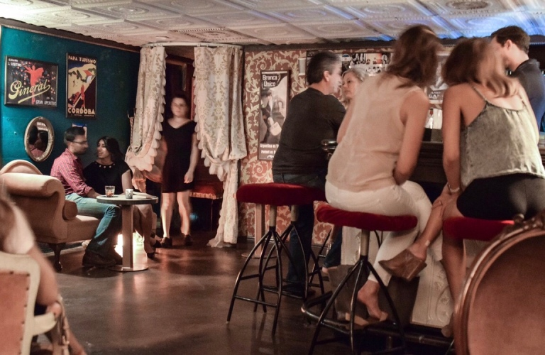 Milonga Room